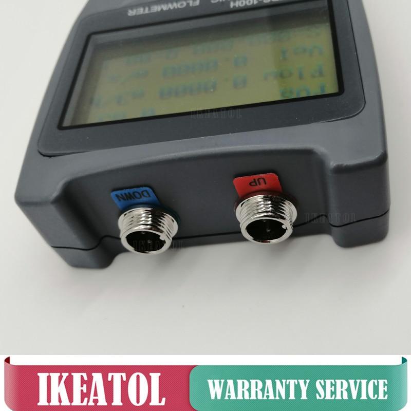 TDS-100H-M2 muundur (DN50-700mm) kaasaskantav ultraheli vedeliku - Mõõtevahendid - Foto 5