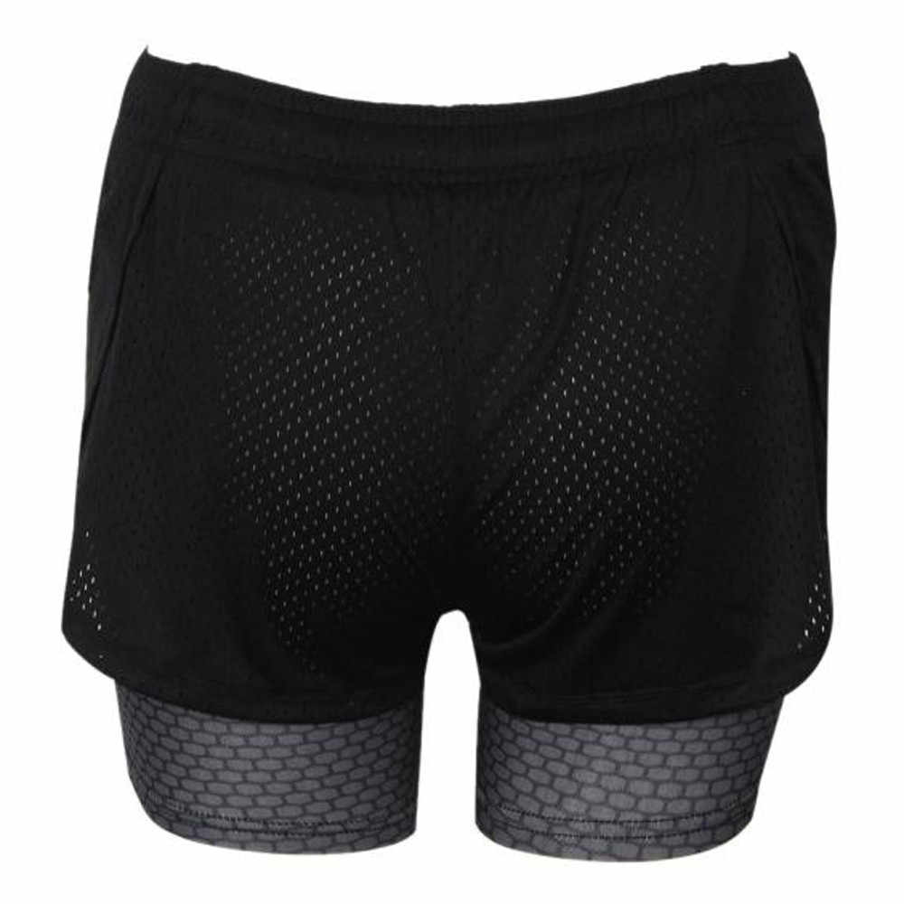 Black Stitching Elastic Yoga Shorts Short Lady Summer Casual Workout Leggings Breathable Women's Exercise Fitness Trousers#LR3