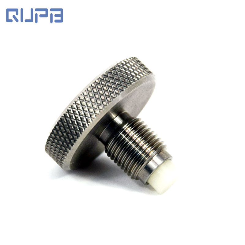 QUPB Air Bleed Stainless Steel For Din Station