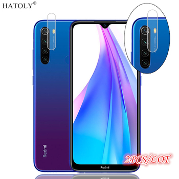 2 sztuk szkło na Redmi uwaga 8 T obiektyw szklany ekran Protector dla Xiaomi Redmi uwaga 8 T aparat ochronny HD Film Redmi uwaga 9S tanie i dobre opinie HATOLY Aparat Len Filmu Redmi Note 9S For Xiaomi Redmi Note 8T Soft Camera Lens Glass Film HD Phone Back Lens Glass Camera Lens Protective Film