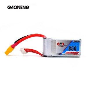 Image 3 - Gaoneng GNB 14.8V 850mAh 4s 80C/160C Lipo Battery XT60 XT30 For FPV BetaFPV Drone Quadcopter iFlight Green Hornet CineWhoop