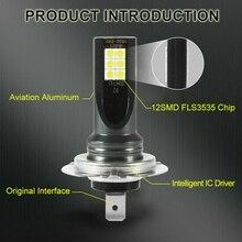 H11 LED Headlight 1Pair Kits 110W 20000LM FOG Light Bulb 6000K Driving DRL Lamp C