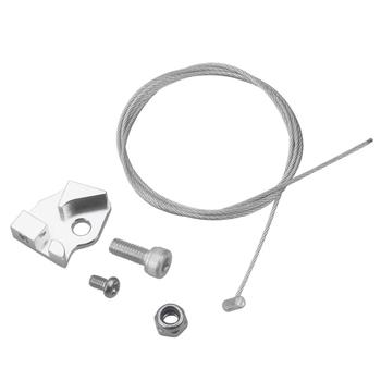 Dla Ford s-max Galaxy uchwyt hamulca ręcznego hamulca ręcznego przycisk zwalniania dźwigni Parking ręczny hamulec postojowy akcesoria samochodowe tanie i dobre opinie CN (pochodzenie) Fit for Ford S-Max Galaxy stainless steel