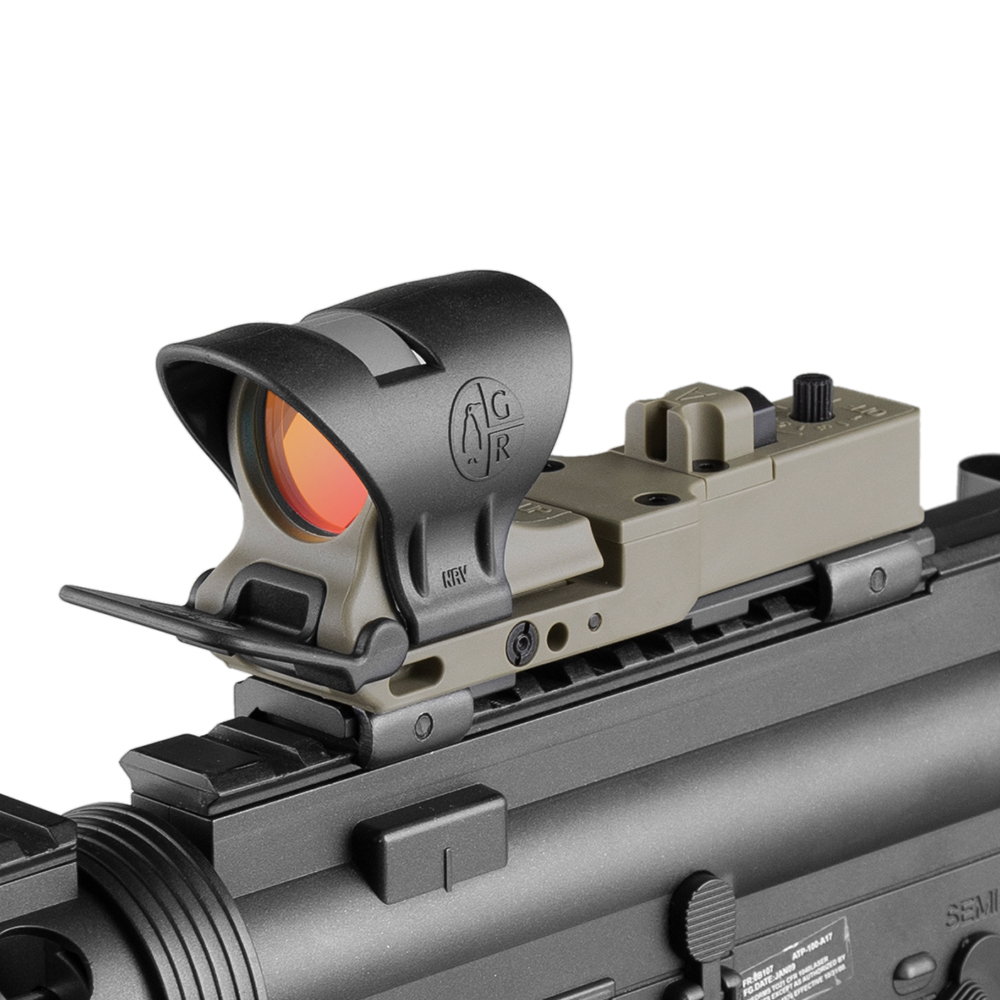 Tactical Red Dot Scope EX 182 Element SeeMore Railway Reflex C MORE Red Dot Sight 6 Color Optics Hunting Riflescope Ak 47-in Riflescopes from Sports & Entertainment    1