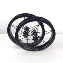 Ultra Light 12 Inch AL6061 Aluminum Wheelset for Kids Balance Bike Colorful Alloy Kokua 84mm Bicycle Part