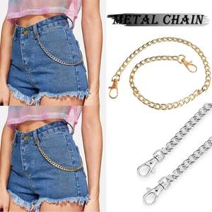 Belt Chain-Pant Trousers Waist-Link Street Hook Gift Rock Punk Hipster Unisex Nice Hiphop