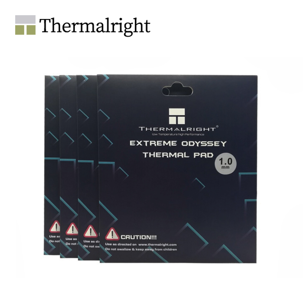 Thermalright ODYSSEY Thermal Pad Non Conductive Chipset GPU Card Thermal Mat 12.8W/mk 120x120MM 0.5mm/1.0mm/1.5mm/2.0mm