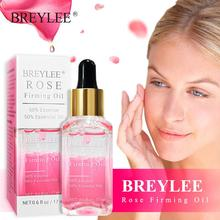 BREYLEE Rose Firming Essential Oil Anti-wrinkle Lifting Facial Whitening Essence Wrinkle Remover Moisturizing Skin Care 17ml все цены