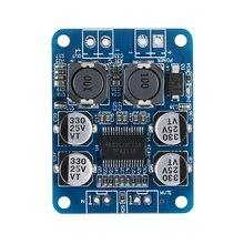 Ультра-Маленький цифровой усилитель мощности плата Tpa3118 Pbtl моно цифровой усилитель мощности плата 1X60 Вт Hf24