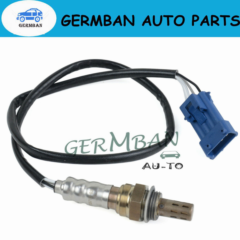 New Manufacuted No#1618V3 1618.V3 99660617800  95560613610 Oxygen Sensor O2 Lambda 4 Wires Sensor For Peugeot 207 1.4 16V 2006
