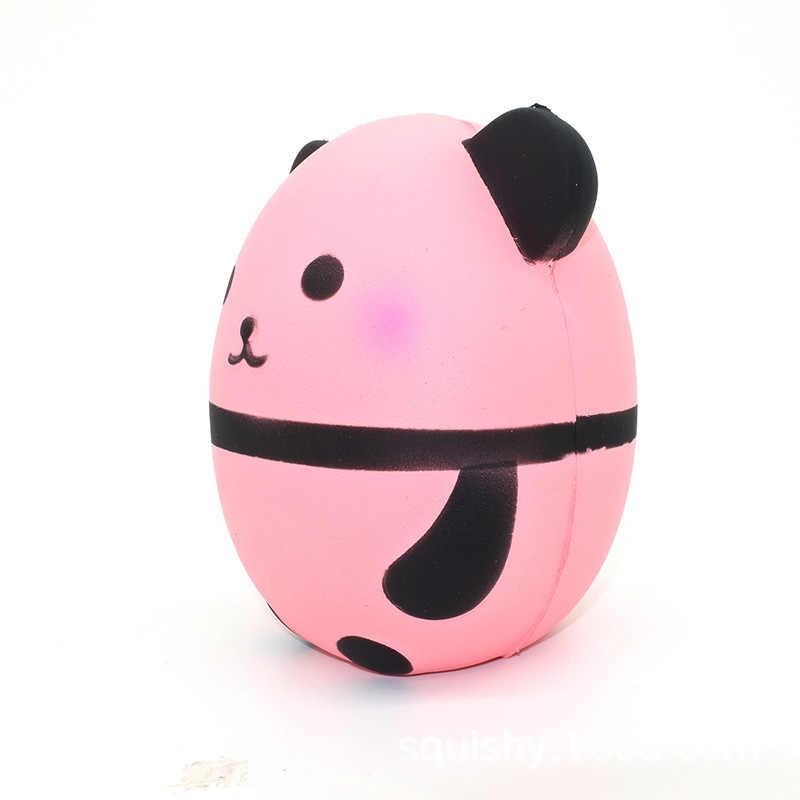 Mainan Licin Licin Pu Toy Telur Baru Model Ventilasi Dekompresi Mainan Saat Ini Tersedia Pin