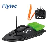 Flytec 2011 5 RC Boat Fish Finder 1.5kg Loading Remote Control Fishing Bait Boat RC Boat KIT Version DIY RC Boat