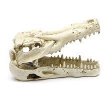 """"""" крокодил череп искусственный Декор украшение для аквариума аквариум"""