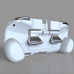 Image 1 - وحدة لزر لوحة اللمس الخلفي L3 R3 لألعاب المزامنة PS VITA PSV1000 2000 لألعاب PS3 PS4 قطع غيار ملحقات الألعاب