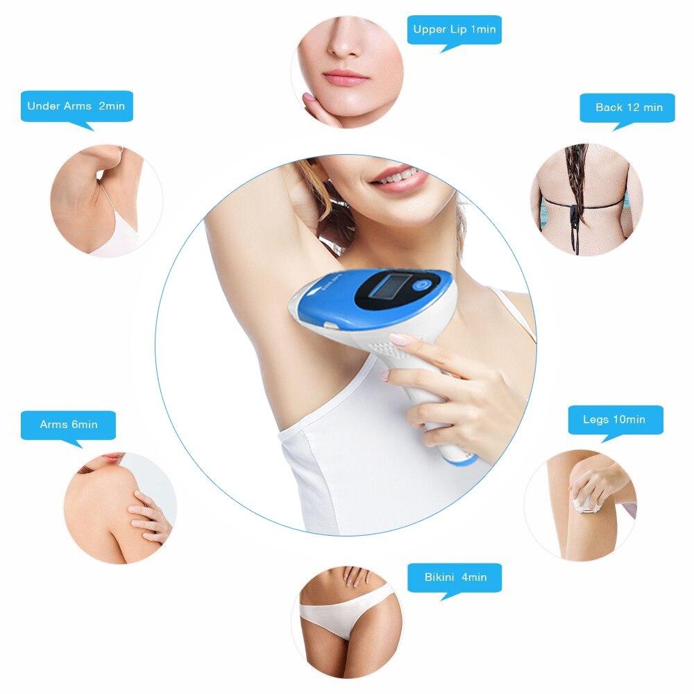 Mplay Depilador a лазерный IPL эпилятор, эпилятор, постоянный бикини, триммер для лица, тела, удаления волос, эпилятор для женщин