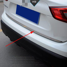 Voor Nissan Qashqai J11 2016 2018 2019 2020 Oor Sticker Rvs Achterdeur Achterklep Trim Auto Accessoires