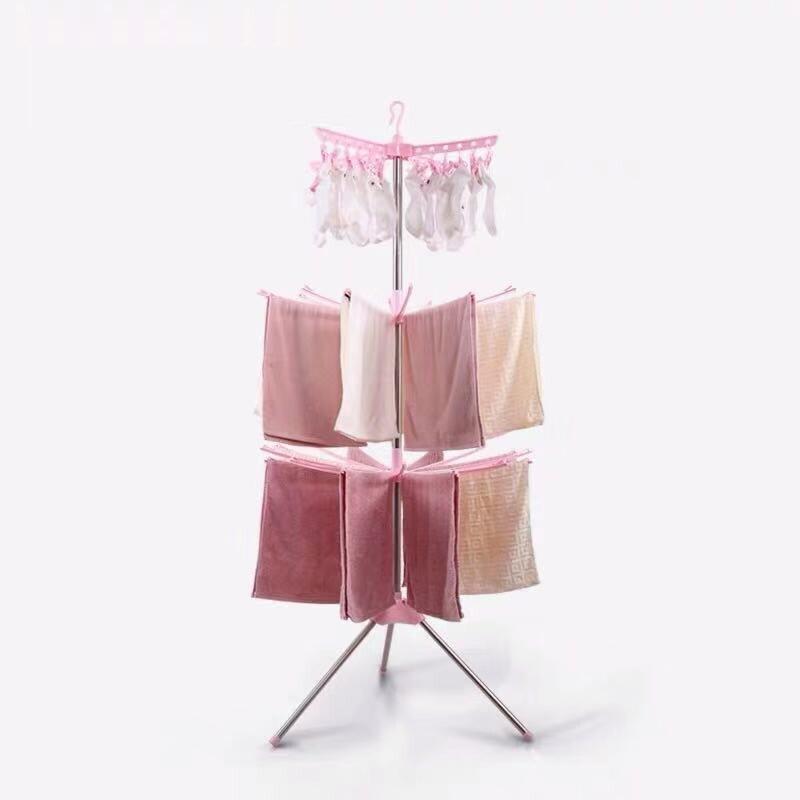 Cintres pour vêtements cintre pliable Rotation de 360 degrés Perchas Para La Ropa organisador Armario porte-serviettes pour enfants