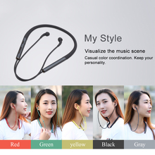 feed me Wireless BT Earphone Air Conduction Multi-color Sport Headphones Bluetooth Earphones Running for Smartphones printio feed me