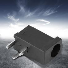 50pcs 3.5*1.3 DC 30V/0.5A Power Barrel-Type  Socket Power Jack Socket Connector цена