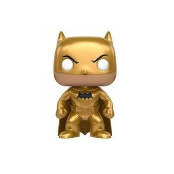 Funko Pop GOLDEN MIDAS BATMAN #163 Vinyl Action Figure Dolls Toys 2