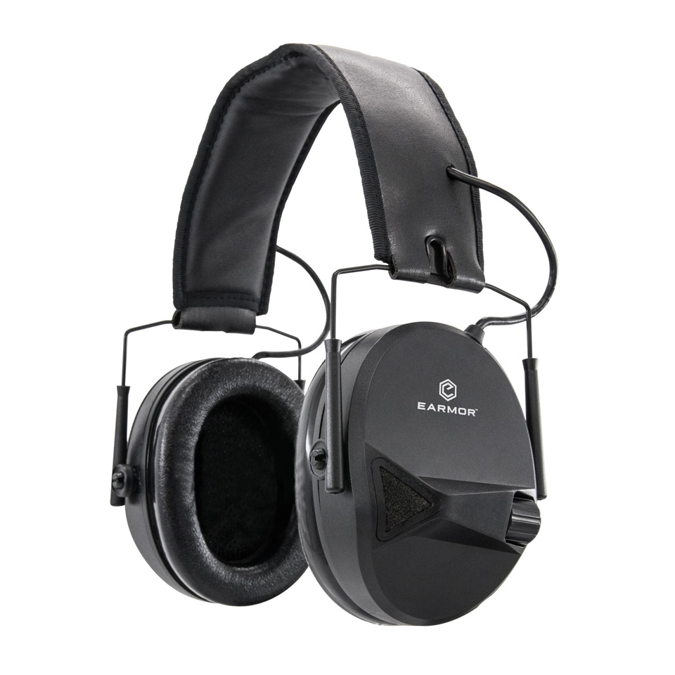 EARMOR Tactical Headphone M30 MOD3 Earmor Muff Hearing Protection Sport Shooting Electronic Hearing Protector with AUX Input