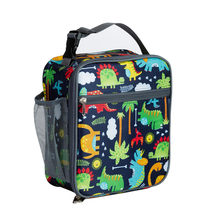 Heopono Portable BPA free Fitness Cool Box Boys Girls Children Thermal Lunch Box Kids Animal Printing School Insulated Lunch Bag(China)
