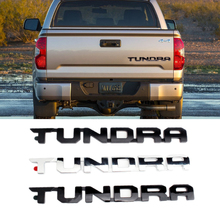 Sticker Logo Emblem High-Accessories Toyota Camry Tundra Trunk Rear Corolla ABS for Reiz/Yaris/Corolla/..