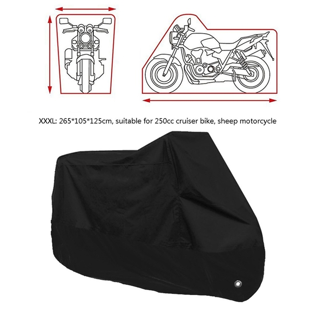 Motorcycle Outdoor Rain Protector  3