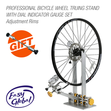 Bicycle-Wheel Tire-Calibration-Tool Bike Truing Stand Adjustment-Tool Road-Bike-Tire