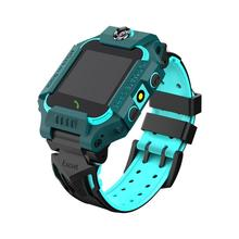 Mr NEW Child Positioning Reversible Dual Camera SOS Smart Watch Wrist Anti-lost Voice Chat GSM SIM LBS kids Durable