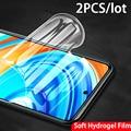 2 шт., Гидрогелевая пленка для Samsung Galaxy A50 A50s A50c A51 A515F M51 A 50s 50 M 51