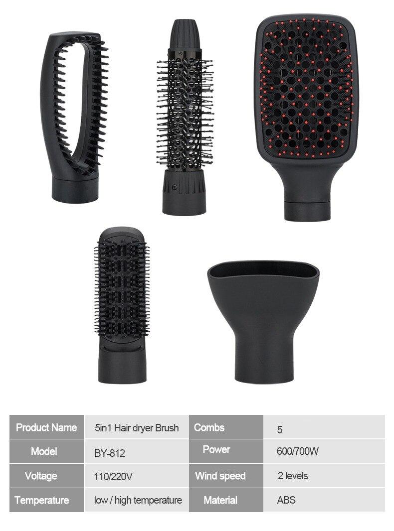 profissional modelador de cabelo ferramentas estilo de