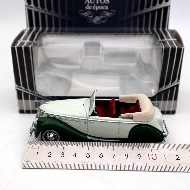 AUTOS De Epoca 1:43 Renault Suprastella Coach 1939 Diecast Classic Collection Toys Car