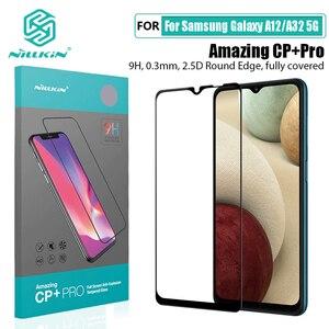 Image 1 - Protecteur décran pour Samsung Galaxy A12, NILLKIN H/H + Pro CP + Pro, Film en verre trempé pour Samsung Galaxy A32 5G