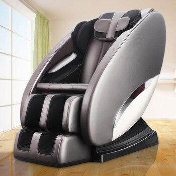 Multifunctional electric home massage chair zero gravity whole body space intelligent cabin massage sofa