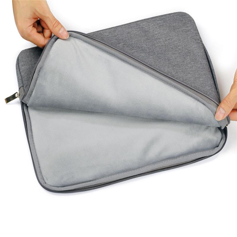 For Macbook Air <font><b>13.3</b></font> 2020 Portable <font><b>Bag</b></font> Denim Scratch Resistance Dustproof <font><b>Laptop</b></font> Protective <font><b>Bag</b></font> For Macbook Air <font><b>13.3</b></font> Handbag image