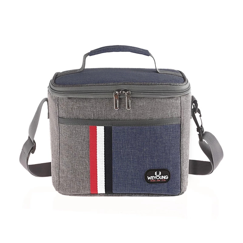 Fashion Insulated Thermal Cooler Lunch box food bag for work Picnic Bolsa termica loncheras para mujer for school students