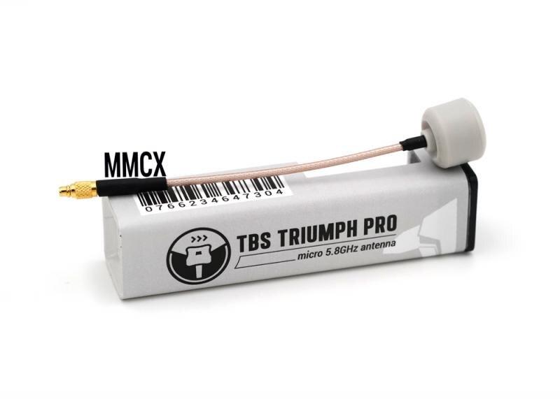 TBS Triumph Pro LHCP MMCX