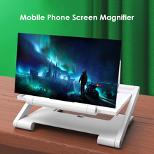 Stand-Bracket Magnifier Phone-Desk-Holder Mobile-Phone-Screen Movie-Game Folding 3D HD