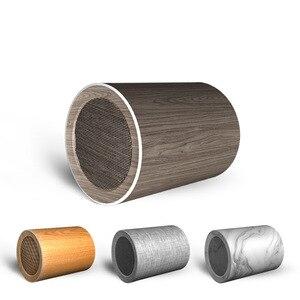 CLAITE Mini Wood grain Wireles