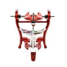 1 комплект красный стоматологический артикулятор лаборатория хирургическая Стоматологическая нержавеющая сталь Стоматологическая Операционная