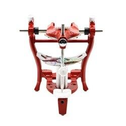 1 комплект красный стоматологический артикулятор лаборатория хирургическая Стоматологическая нержавеющая сталь Стоматологическая Опера...