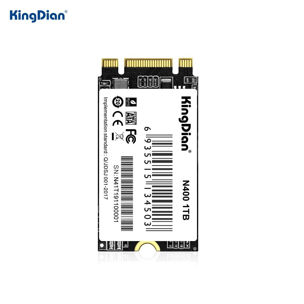 Оригинальный KingDian M.2 NGFF 2242 SSD 120 ГБ 240 ГБ 480 ГБ ТБ твердотельный накопитель HDD жесткий диск для настольного ПК