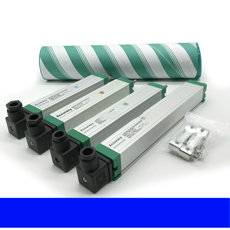 Electronic Scale For Injection Molding Machine Lever Type KTC 100 550 550mm Open Mold Linear Displacement Sensor High Precision