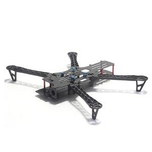 Image 3 - New REPTILE MWC X Mode X500 500mm 500 Full Glass Fiber Alien Multicopter Quadcopter Frame BlackSheep