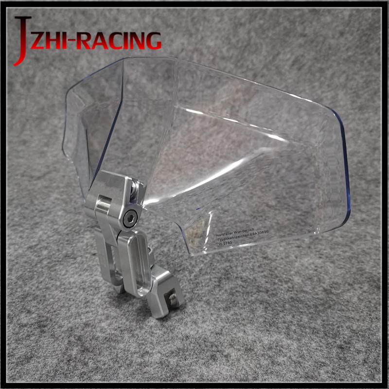 FOR Triumph Tiger 1200 800 XRX XC Tiger Explorer XC Motorcycle Accessories Multi-function Windshield Heightening title=