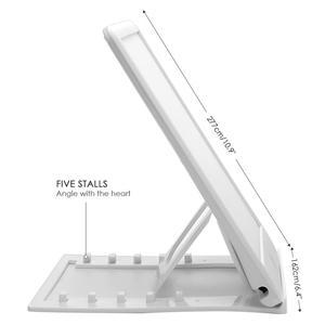 Image 5 - مصباح علاج حزين 3 أوضاع علاج ضوئي باضطراب عاطفي موسمي 6500K يحاكي ضوء النهار الطبيعي مصباح علاج حزين أوروبي