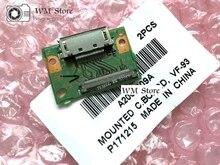 Nueva placa C montada FS7 FS7M2 VF 93 A2062509A para Sony PXW FS7 PXW FS7M2 placa adaptadora placa Base Reparación de cámara