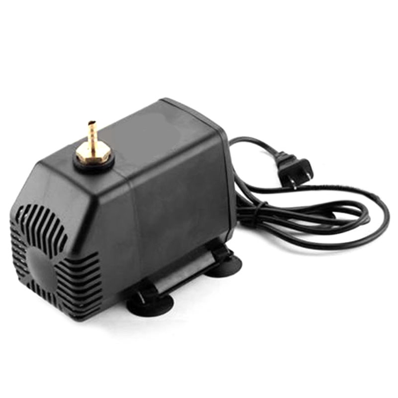 Engraving Machine Tool Cooling 80W 3.5M Water Pump For Cnc Router 2.2Kw Spindle Motor And 1.5Kw Spindle Motor,Us Plug