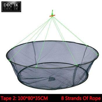 Best No1 Drop Fishing/Landing Net Crayfish/Shrimp Catcher Tank Fishing Accessories cb5feb1b7314637725a2e7: Tape 1 Tape 2